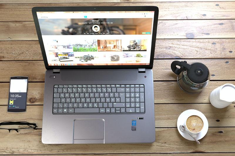 パソコンとブログ・ライティング
